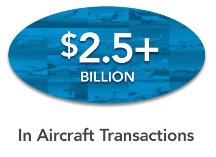 $2.5+ Billion in transactions