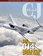 The Citation CJ4