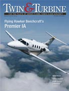 Flying Hawker Beechcraft's Premier IA