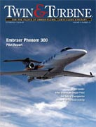 Embrear Phenom 300 Pilot Report